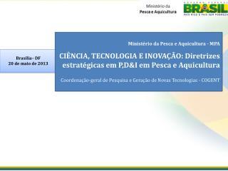 Brasília– DF 20 de maio de 2013