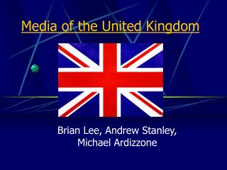 Media of the United Kingdom