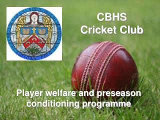 CBHS  Cricket Club