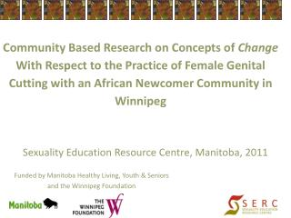 Sexuality Education Resource Centre, Manitoba, 2011