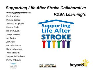 Supporting Life After Stroke Collaborative