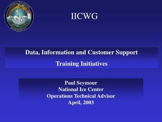 IICWG