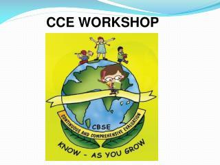 CCE WORKSHOP