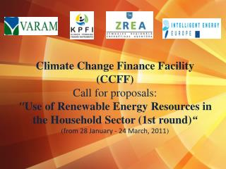 Use of Renewable Energy Resources in Household Sector