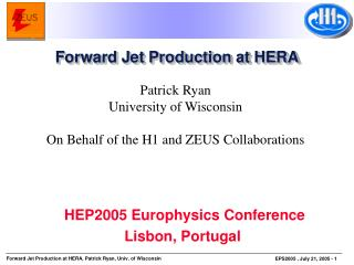 Forward Jet Production at HERA