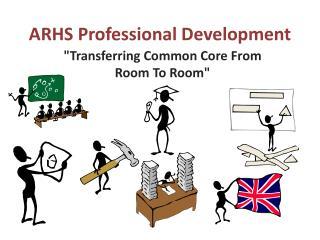 ARHS Professional Development