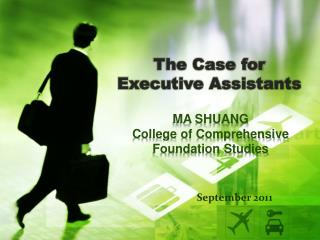MA SHUANG College of Comprehensive Foundation Studies