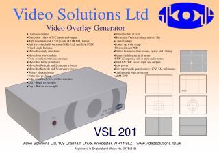 Video Overlay Generator
