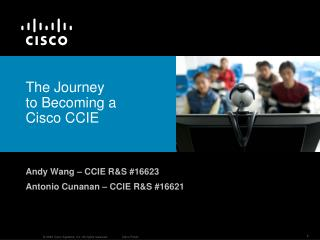 The Journey to Becoming a Cisco CCIE