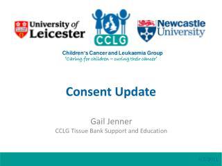 Consent Update
