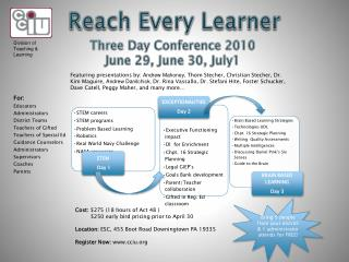 Reach Every Learner