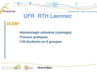 UFR  RTH Laennec