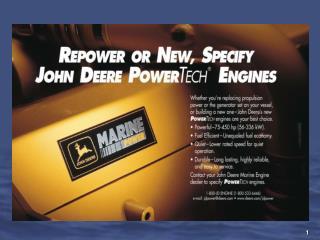 Future of Marine Diesel Engines