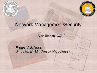 Network Management/Security