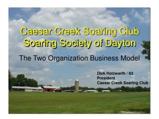 Caesar Creek Soaring Club Soaring Society of Dayton