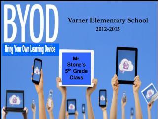Varner Elementary School 2012-2013