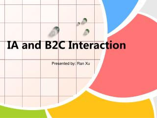 IA and B2C Interaction