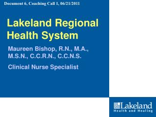 Lakeland Regional Health System