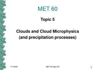 MET 60