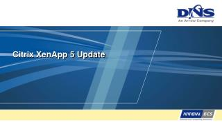 Citrix XenApp 5 Update