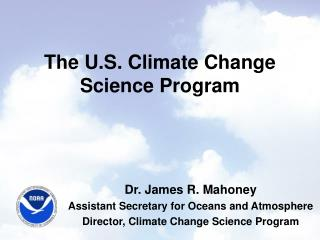 The U.S. Climate Change Science Program