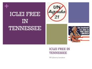 ICLEI FREE IN TENNESSEE