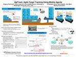 AgiTrack: Agile Cargo Tracking Using Mobile Agents