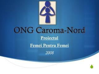 ONG Caroma-Nord