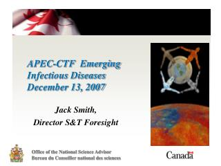 Jack Smith,  Director S&T Foresight