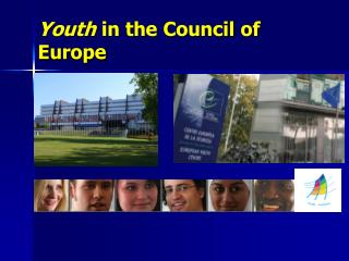 Youth  in the Council of Europe