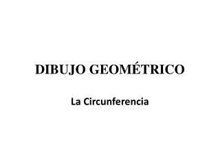 Dibujo geométrico