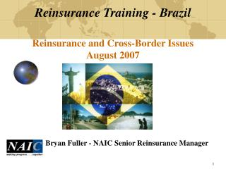 Reinsurance Training - Brazil