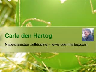 Carla den Hartog