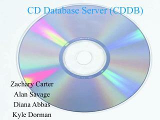 CD Database Server (CDDB)