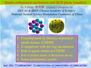 Quark confinement mechanism and QCD phase transition