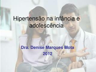 Hipertensão na infância e adolescência