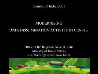 Census of India 2001