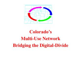 Colorado's  Multi-Use Network Bridging the Digital-Divide