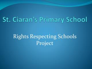 St. Ciaran's Primary School