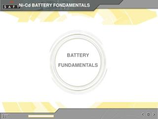 BATTERY FUNDAMENTALS