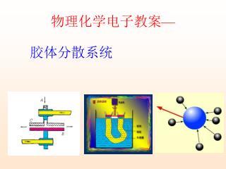 物理化学电子教案 —