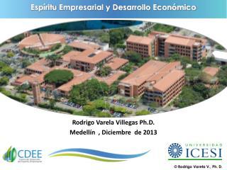 Espíritu  Empresarial y Desarrollo Económico