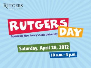 What is Rutgers Day?