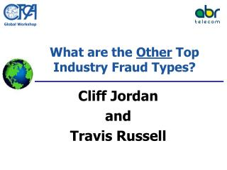 What are the  Other  Top Industry Fraud Types?