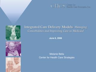Melanie Bella Center for Health Care Strategies