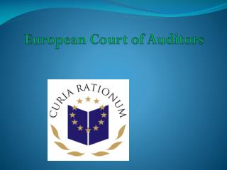 European Court of Auditors