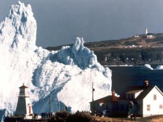 Iceberg Detection Service