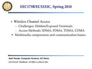 EEC173B/ECS152C, Spring 2010