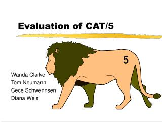 Evaluation of CAT/5