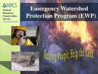 Emergency Watershed Protection Program (EWP)
